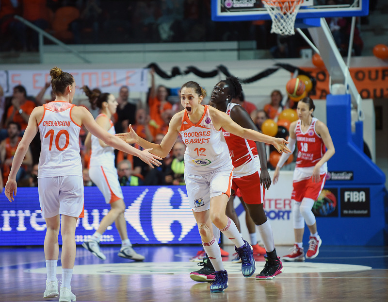 12. Ana Filip (Bourges Basket)